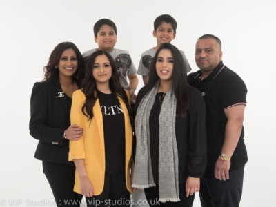 Sharan and Family